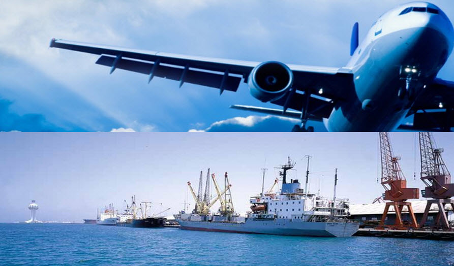 Airports and Seaports Industry